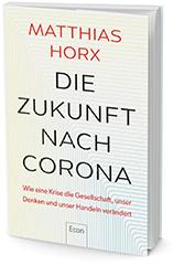 Buch: Die Zukunft nach Corona